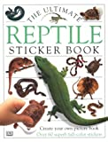 Reptiles: The Ultimate Sticker Book (Ultimate Sticker Series)