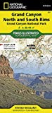 Grand Canyon, North and South Rims [Grand Canyon National Park] (National Geographic Trails...