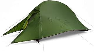 Naturehike公式ショップ テント 1人用 アウトドア 二重層 超軽量 4シーズン 防風防水 PU4000 キャンピング プロフェッショナルテント(専用グランドシート付)