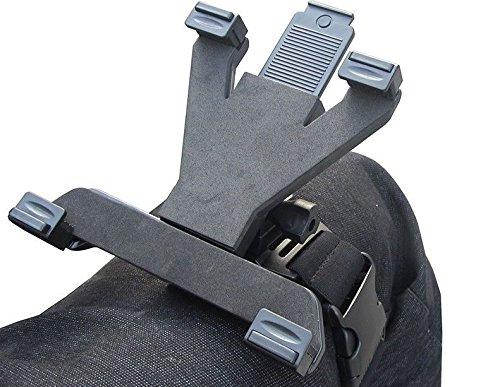 AFTERTECH® Oberschenkel-Ständer für Tablet, verstellbar, Myclip Kneeboard iPad F6D2