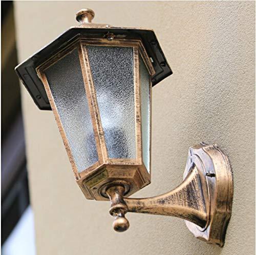 Waterdichte Europese gang trap van de gang buiten verlicht buitenwandlampen en -lantaarns