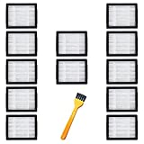 HLPIGF Kit de Piezas de Filtros de Repuesto Filtros de Alta Eficiencia para I7 I7 + I7 Plus E5 E6 E7 Series