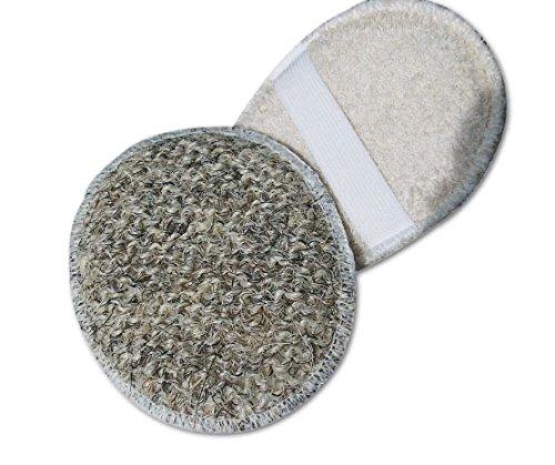 Magit - Esponja pequeña crin, tamaño pequeño, gris