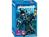 PLAYMOBIL 3315 - Caballero Negro