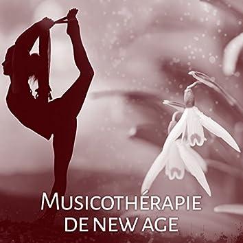 Musicothérapie de new age – Musique d'ambiance, Musique douce, Détente, New age
