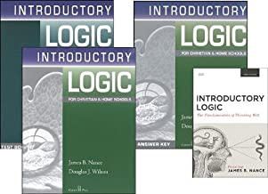 Canon Introductory Logic SET--Student Book, Answer Key, Tests and DVDs
