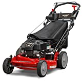 Snapper P2185020E / 7800982 HI VAC 190cc 3-N-1 Rear Wheel Drive Variable Speed Self Propelled Lawn Mower with 21-Inch Deck and Ready Start System and 7 Position Heigh-of-Cut - Electric Start Option