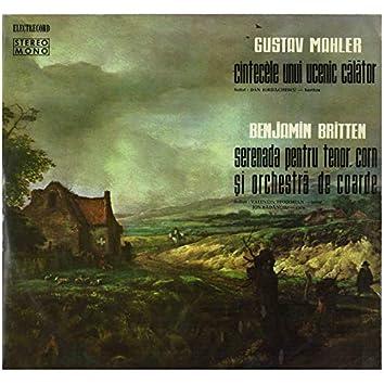 Cântecele unui ucenic călător, Serenadă pentru tenor, corn şi orchestră de coarde, op. 31