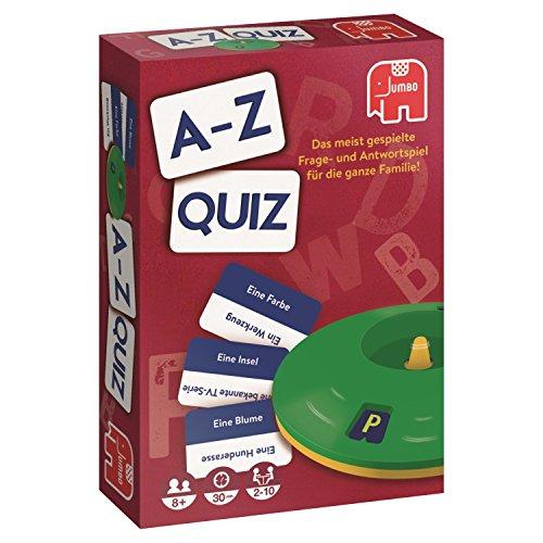 Jumbo Spiele 19595 A-Z Quiz