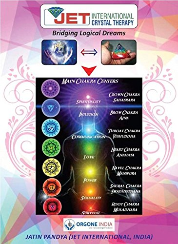 Jet International Crystal Therapy 40 Page (2) Two Booklet's Aum India Healing Metaphysical Gemstone