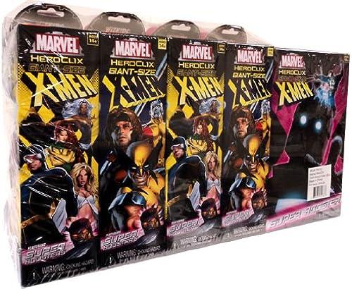 100% autentico Wizkids Neca 70173 Marvel heroclix  Giant Tallad Tallad Tallad X-Men Booster  ventas en linea