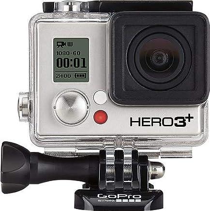 GoPro HERO3+ Black Edition 4K Adventure Camera - 12MP...
