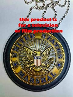 USMPC - U.S. Movie Prop Collection - The Movie Prop of Marshal - Classical West Style Marshal Movie Prop
