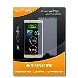 SWIDO Schutzfolie für Allview P8 Energy Pro [2 Stück] Anti-Reflex MATT Entspiegelnd, Hoher Festigkeitgrad, Schutz vor Kratzer/Bildschirmschutz, Bildschirmschutzfolie, Panzerglas-Folie
