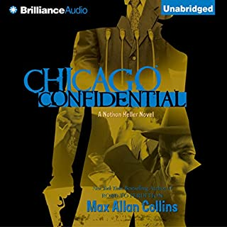 Chicago Confidential audiobook cover art