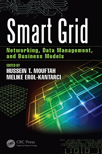 Smart Grid: Networking, Data Management, and Business Models (100 Cases) (English Edition)