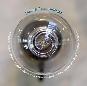 Franz Schubert & Joerg Widmann: Octets for Clarinet, Bassoon, Horn, String Quartet & Double Bass