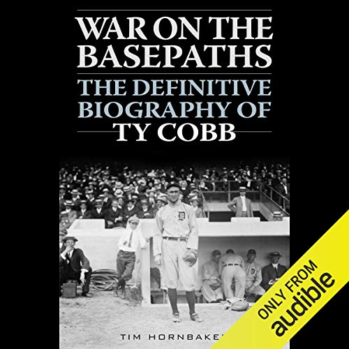 War on the Basepaths audiobook cover art