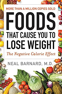 Dr Barnard's Book of Foods that Cause you to LOSE WEIGHT