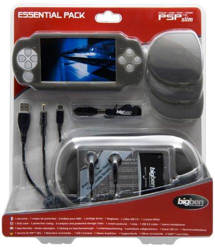 PSP Mega pack-kit 11 accessori  Bigben