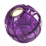 YayLabs Play and Freeze Ice Cream Ball Ice Cream Maker, Pint, Purple