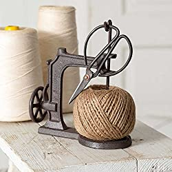handmade gifts for sewers ~ vintage sewing set