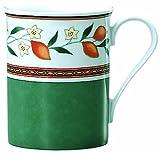 Hutschenreuther Maria Theresia Pocillo con Asa, Medley Finca, Porcelana, 300 ml, 15505