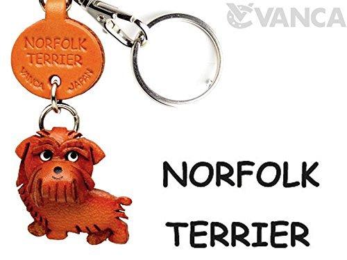 (Hecho a mano hecho en Jap?n nuevo artesano) Vanca CRAFT este cuero de la cadena dominante Norfolk terrier perro en cualquier lugar de demostraci?n (jap?n importaci?n)