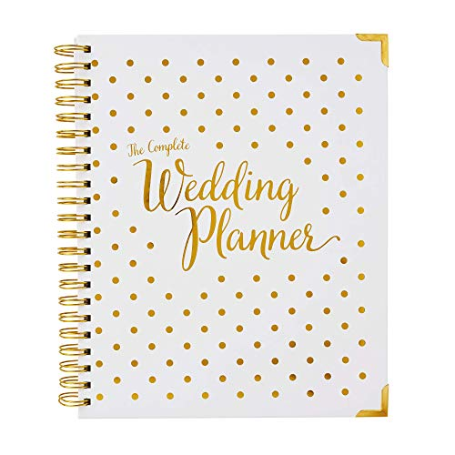 Wedding Planner & Organizer Gold...