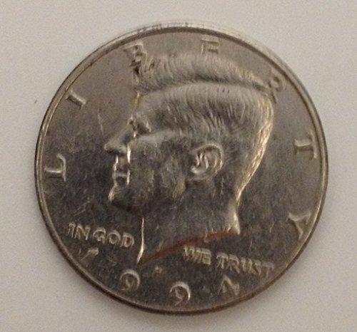 Moneda doble cara - ½$ - Juego de Magia