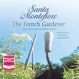 The French Gardener audiobook cover art