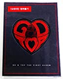 G-DRAGON & TOP GD&TOP BIGBANG - High High [New Cover] CD with Extra Photocards Set