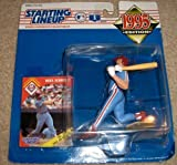 Mike Schmidt Action Figure - 1995 Major League Baseball Starting Lineup Sports Superstar Collectible by Kenner/Tonka Corporation -
