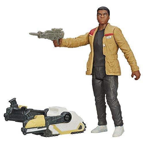 Star Wars–El Despertar de la Fuerza 9,5x Figura Desierto misión Finn (Jakku)