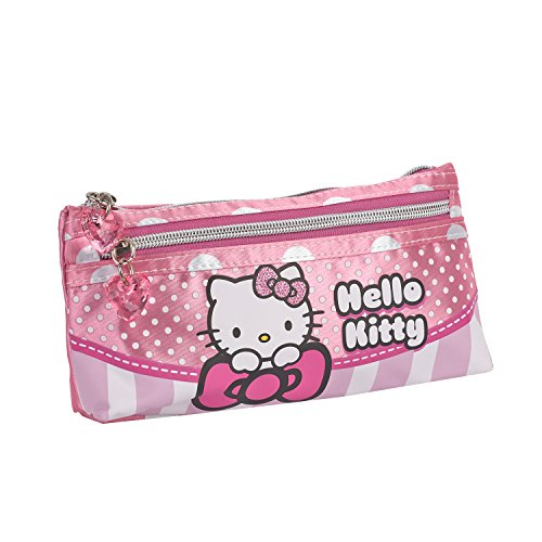Karactermania 45585 Hello Kitty Astuccio, 22 cm, Rosa