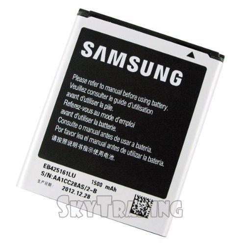 SAMSUNG EB425161LU - Batteria per telefono cellulare compatibile con GALAXY S III 3 S3 MINI GT-I8190 (non compatibile con GALAXY S III I9300)