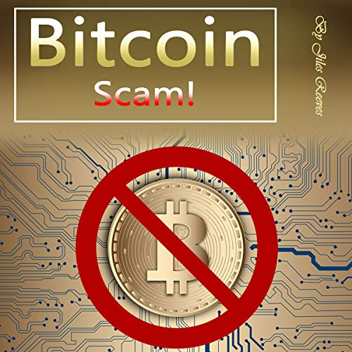Bitcoin Scam audiobook cover art