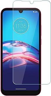 【2枚セット】Moto E6S ガラスフィルム モトローラ Motorola Moto E6S 2020 液晶保護強化ガラスフィルム 【ELMK】日本製素材旭硝子製・業界最高硬度9H ・高透過率・耐衝撃・防塵・飛散防止・指紋防止・画面鮮やか高精...