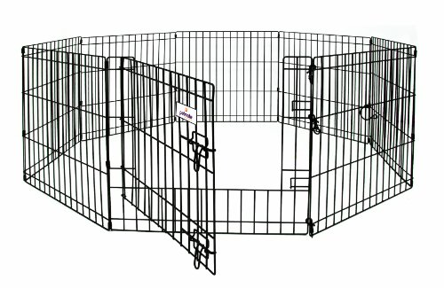 Petmate 48-Inch by 24-Inch 8 Panels Exercise Pen...
