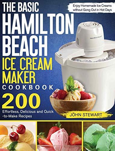 The Basic Hamilton Beach Ice Cream