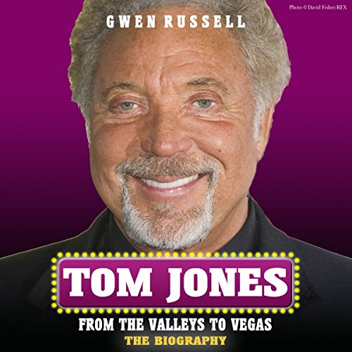 Tom Jones: The Biography audiobook cover art