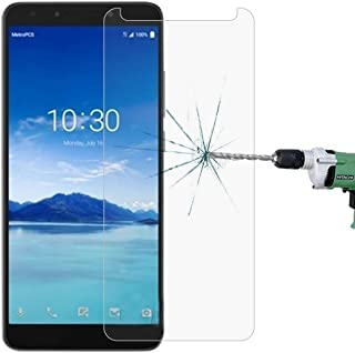 Good 0.26mm 9H 2.5D Explosion-proof Tempered Glass Film for Alcatel 7 Dualn