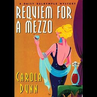 Page de couverture de Requiem for a Mezzo
