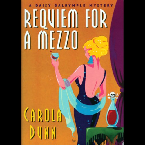 Requiem for a Mezzo audiobook cover art