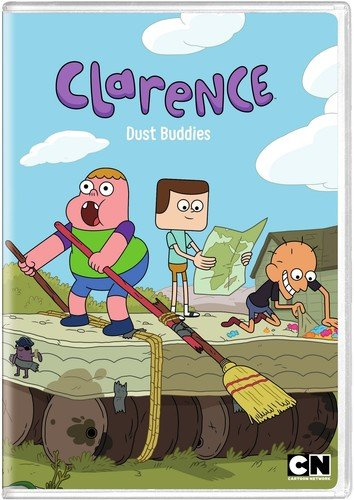 Cartoon Network: Clarence - Dust Buddies (V2)