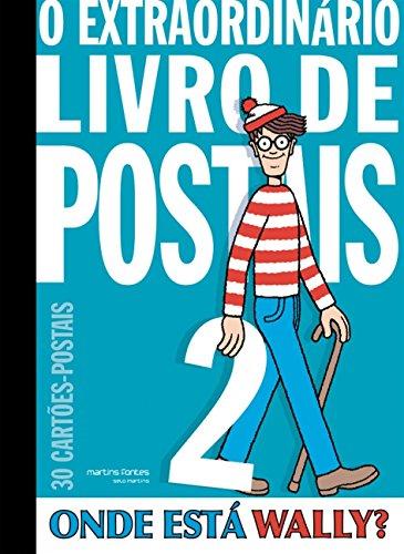 Onde Está Wally?: O Extraordinário Livro de Postais (Volume 2)