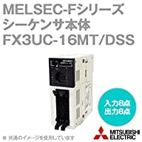三菱電機 FX3UC-16MT/DSS MELSEC-Fシリーズ シーケンサ本体 (DC電源・DC入力) NN