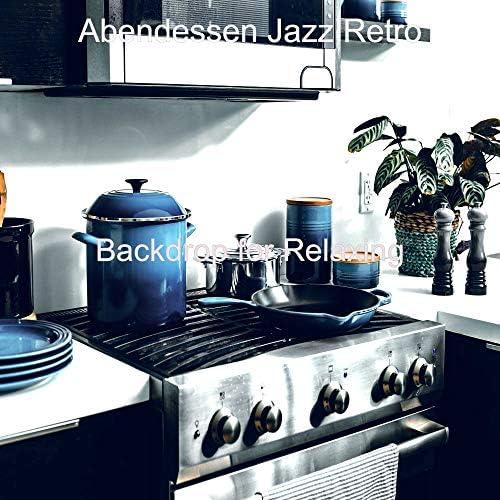 Abendessen Jazz Retro