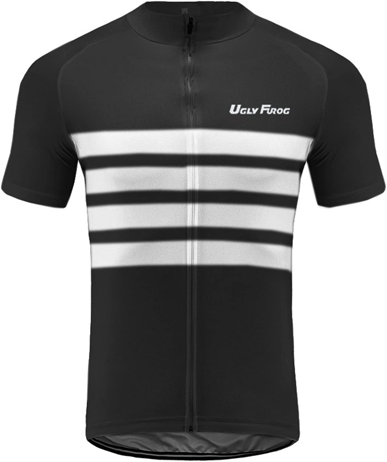 Uglyfrog 2018 Mens Short Sleeve Cycling Jersey Outdoor Sports Summer Style Bike Clothes Top CCJ19