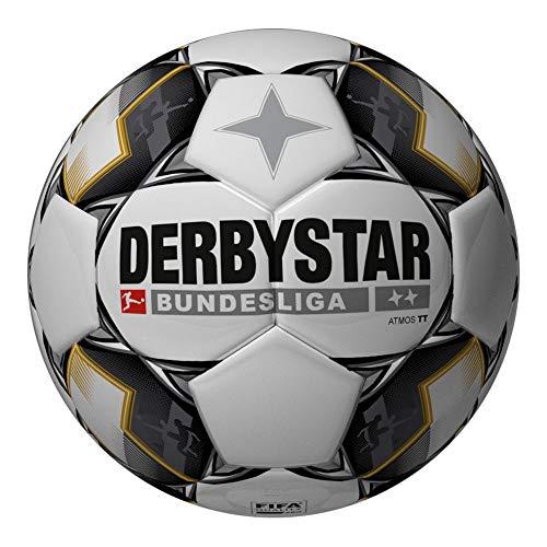 Derbystar Bundesliga Atmos Pro TT, 5, weiß schwarz gold, 1865500129